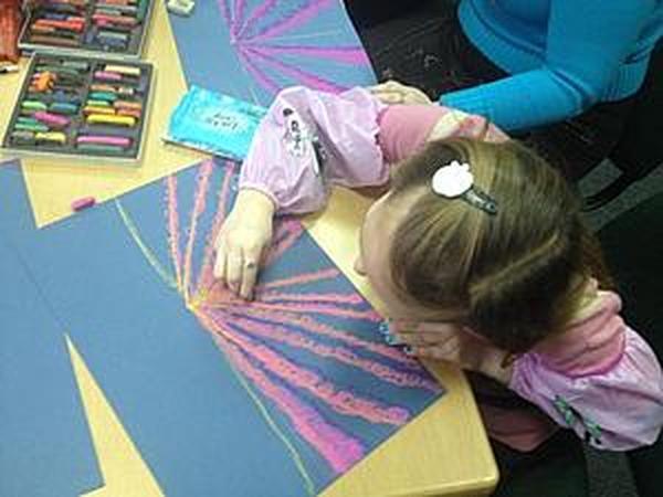 Пастель как средство арт-терапии | Ярмарка Мастеров - ручная работа, handmade