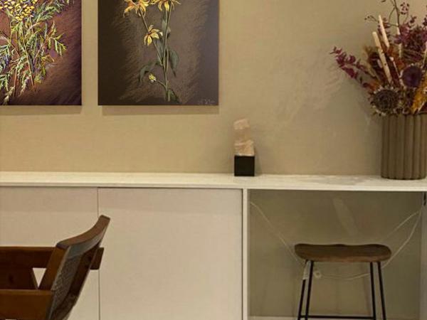 Примеры оформленных работ в интерьере | Ярмарка Мастеров - ручная работа, handmade