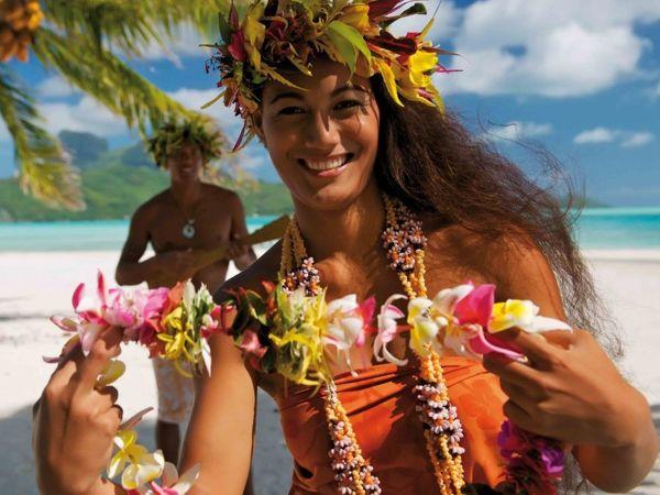 Райские цветы острова Таити   Ярмарка Мастеров - ручная работа, handmade