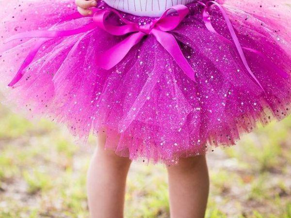 Практично и романтично: юбки из фатина   Ярмарка Мастеров - ручная работа, handmade