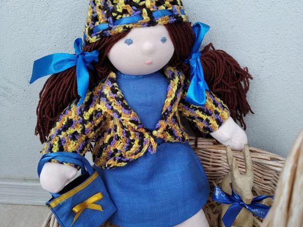 Распродажа вальдорфских кукол от 1500 руб   Ярмарка Мастеров - ручная работа, handmade