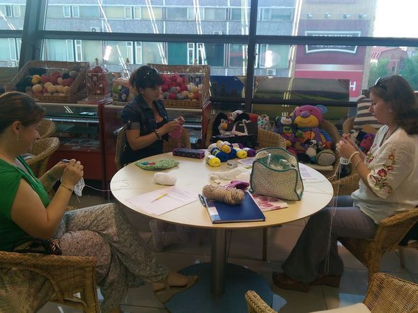 Свободные места на завтра на занятие вязания крючком | Ярмарка Мастеров - ручная работа, handmade