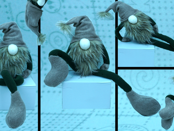 Мастерим скандинавского гнома своими руками   Ярмарка Мастеров - ручная работа, handmade