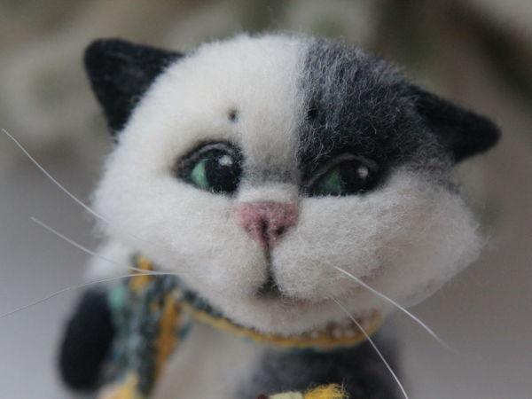Новый кот в моем магазине! | Ярмарка Мастеров - ручная работа, handmade