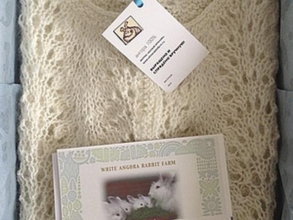 Как стирать изделия из шерсти ангорских кроликов | Ярмарка Мастеров - ручная работа, handmade