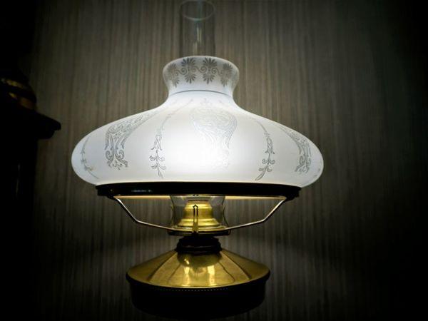 Антикварная лампа Кристиана Корнелиуса 1827–1831 гг | Ярмарка Мастеров - ручная работа, handmade