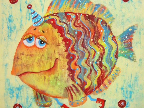 Артистичная натура | Ярмарка Мастеров - ручная работа, handmade