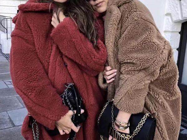 Пальто из чебурашки или охота пуще неволи   Ярмарка Мастеров - ручная работа, handmade