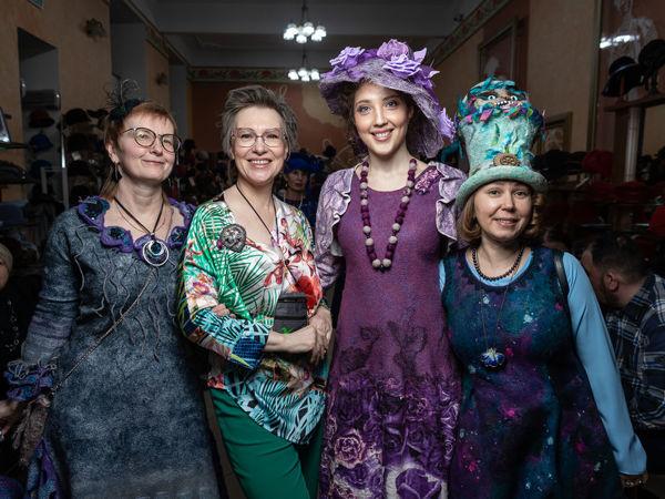 Шляпная вечеринка, события марта 2019 | Ярмарка Мастеров - ручная работа, handmade