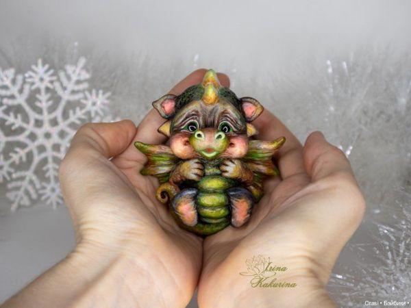 Акция на малыша Дракошку!!! | Ярмарка Мастеров - ручная работа, handmade