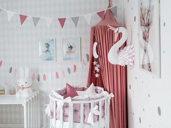 Современная детская комната: тренды и тенденции | Ярмарка Мастеров - ручная работа, handmade