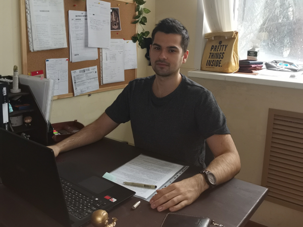 Если в мастерской слишком чисто — значит работы мало: интервью с Дмитрием Ратниковым, оcнователем бренда GINZO | Ярмарка Мастеров - ручная работа, handmade