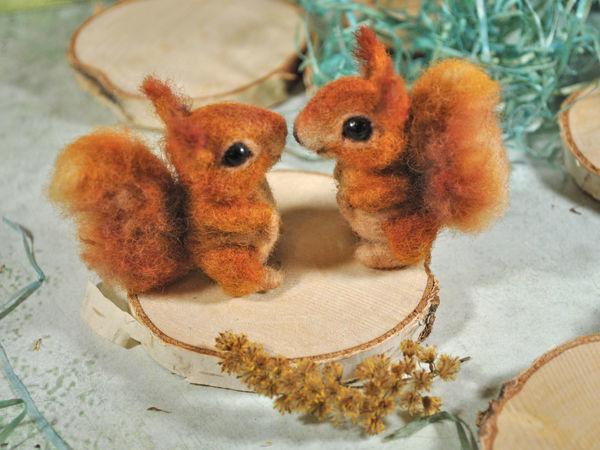 Мои рыжие крошки | Ярмарка Мастеров - ручная работа, handmade