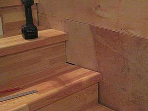 «Одеваем» в дерево бетонные ступени. Часть 1. Подготовительные работы | Ярмарка Мастеров - ручная работа, handmade
