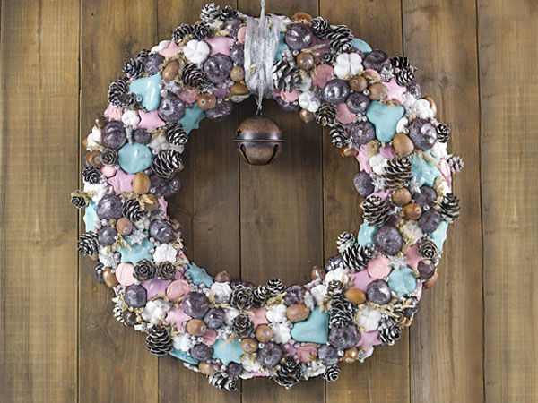 Making Christmas Wreath | Livemaster - handmade