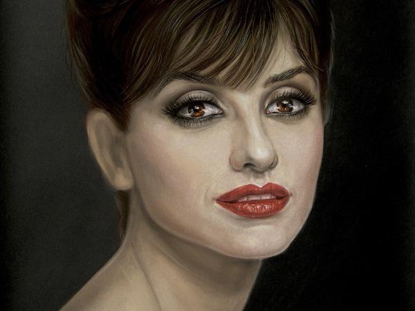 Выставка портретов в Уфе | Ярмарка Мастеров - ручная работа, handmade