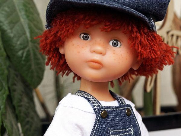 Как куклу-девочку превратить в мальчика | Ярмарка Мастеров - ручная работа, handmade