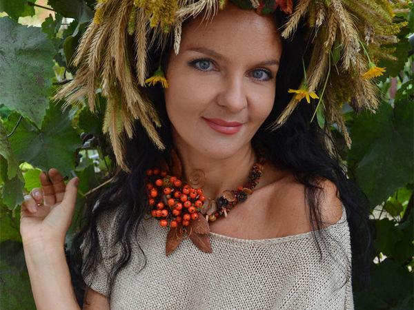 Волшебная фотосессия Юлии Галущак! Красота вдохновляет!   Ярмарка Мастеров - ручная работа, handmade
