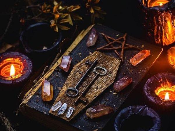 Бытовая Магия | Ярмарка Мастеров - ручная работа, handmade