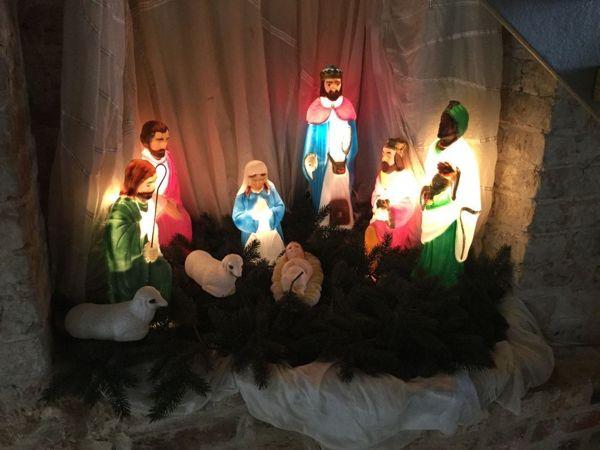 Рождественские вертепы со всего света