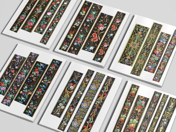 Цветочные мотивы для декупажа | Ярмарка Мастеров - ручная работа, handmade
