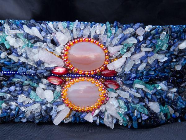 Создаем шикарный браслет в стиле импрессионизма своими руками | Ярмарка Мастеров - ручная работа, handmade