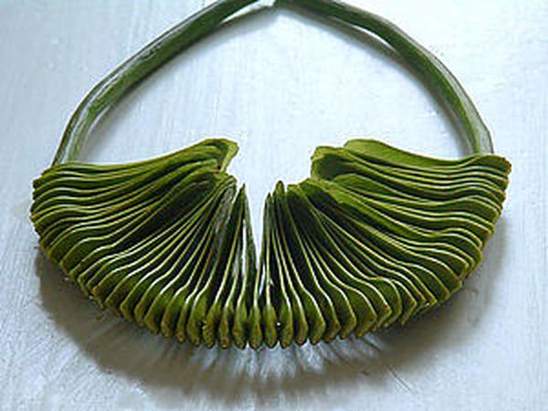 Свежая зелень украшений от Ceca Georgieva | Ярмарка Мастеров - ручная работа, handmade