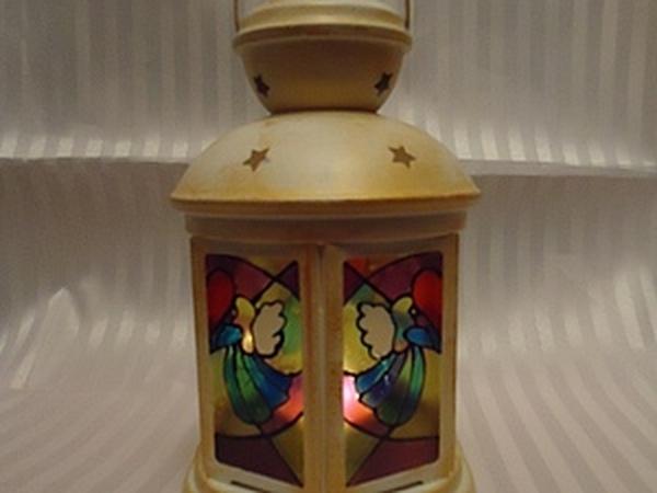 Рождественские фонарики | Ярмарка Мастеров - ручная работа, handmade