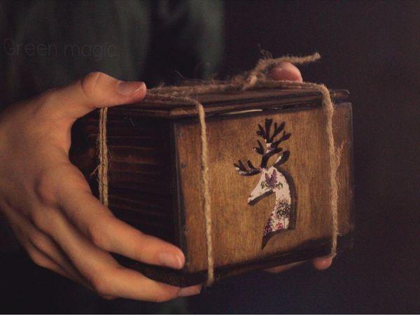 Коробочки | Ярмарка Мастеров - ручная работа, handmade