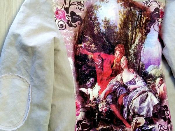 Жакет из полотенца)) | Ярмарка Мастеров - ручная работа, handmade