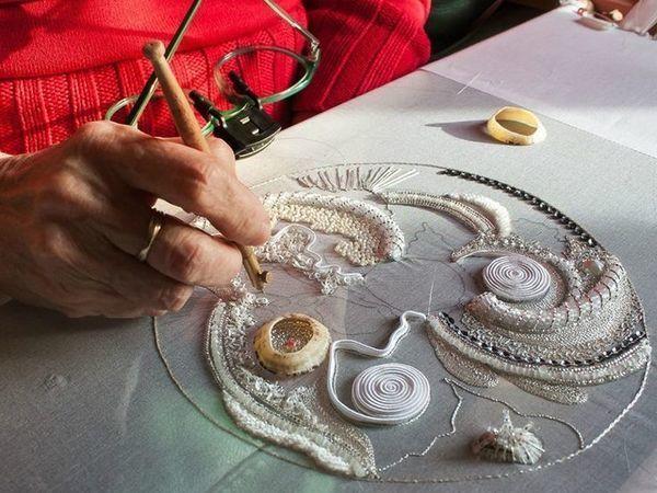История люневильской вышивки. Часть 1 | Ярмарка Мастеров - ручная работа, handmade