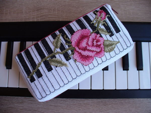 Sewing Spectacles Case with Zipper | Livemaster - handmade