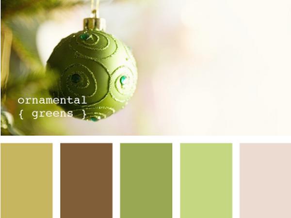 Черпаем вдохновение цветом в мире новогодних украшений. Часть 8 | Ярмарка Мастеров - ручная работа, handmade