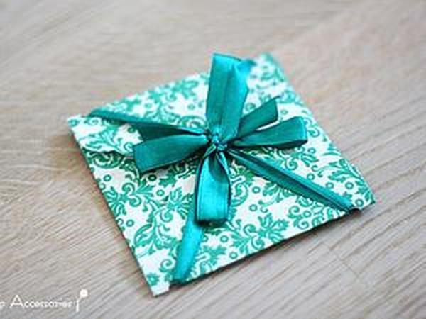 Восемь подарочных конвертов своими руками   Ярмарка Мастеров - ручная работа, handmade