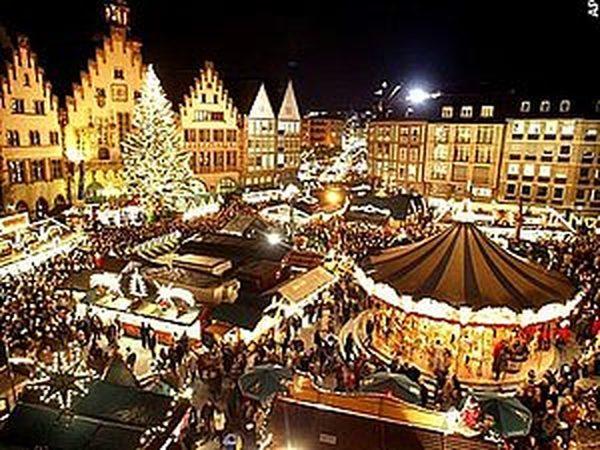 Моя деревня и Рождественская ярмарка. Сюжет №3. | Ярмарка Мастеров - ручная работа, handmade