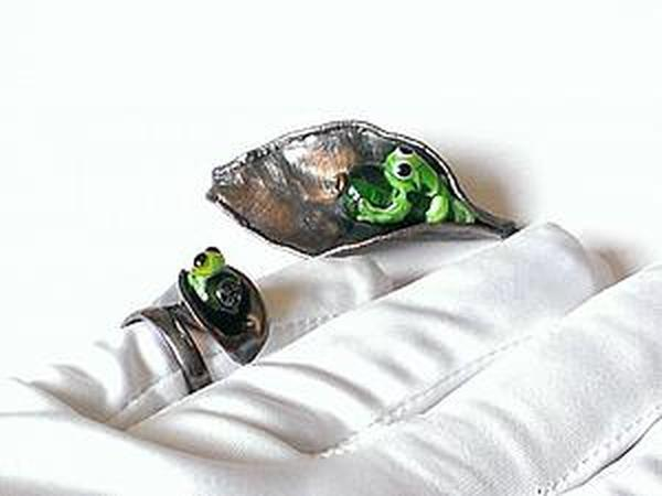 Создаем кольцо с регулируемым размером и крепим бусину lampwork | Ярмарка Мастеров - ручная работа, handmade