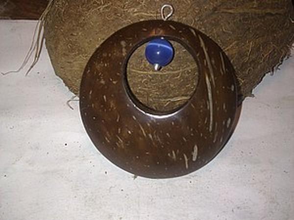 Поделки из кокоса | Ярмарка Мастеров - ручная работа, handmade