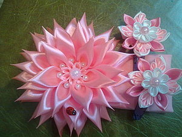 повязочка для волос в комлекте с заколочками   Ярмарка Мастеров - ручная работа, handmade
