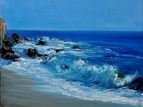 Скидка на морские пейзажи.   Ярмарка Мастеров - ручная работа, handmade