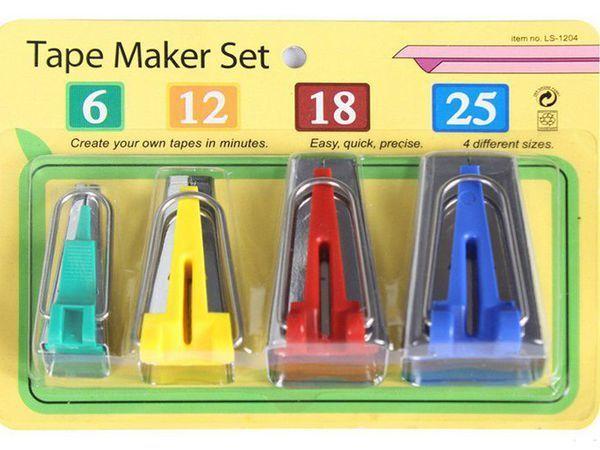 Набор устройств для изготовления косой бейки (бандформер) в наличии. | Ярмарка Мастеров - ручная работа, handmade