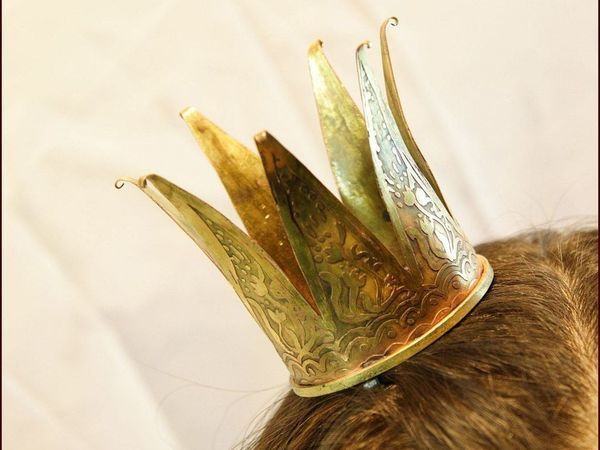 Последний день 20% скидка!!! Короны на каждый день и для пышных церемоний!   Ярмарка Мастеров - ручная работа, handmade