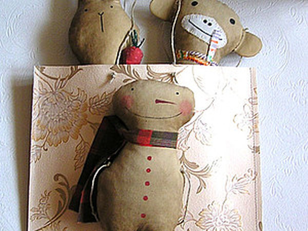 Сумочка из  обоев для упаковки  изделий. | Ярмарка Мастеров - ручная работа, handmade