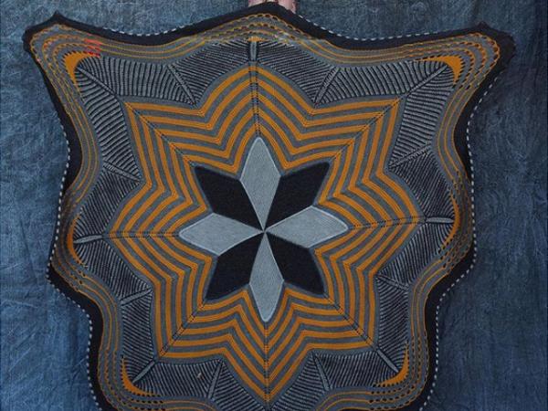 Вязание. Стивен Уэст — дизайнер, разрушающий стереотипы | Ярмарка Мастеров - ручная работа, handmade