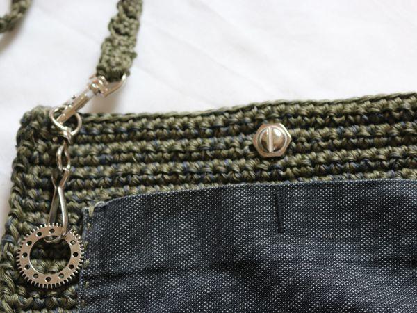 Первая сумочка из анонсированных в магазине! | Ярмарка Мастеров - ручная работа, handmade