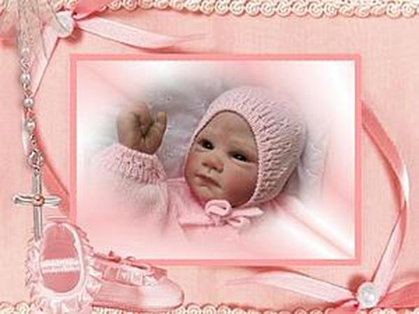 Малышка Сирена - кукла реборн Инны Богдановой   Ярмарка Мастеров - ручная работа, handmade