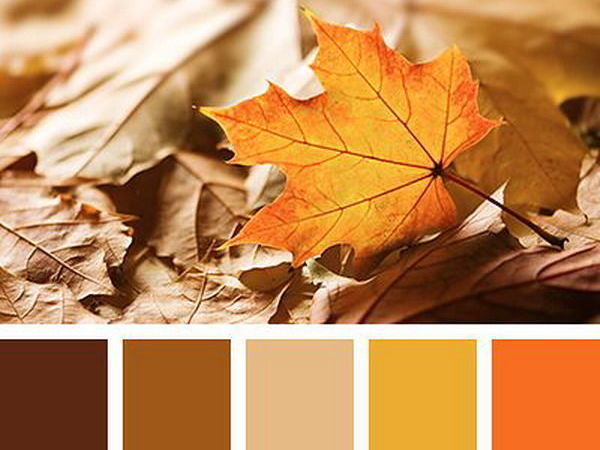 Autumn Colors Inspiration | Livemaster - handmade
