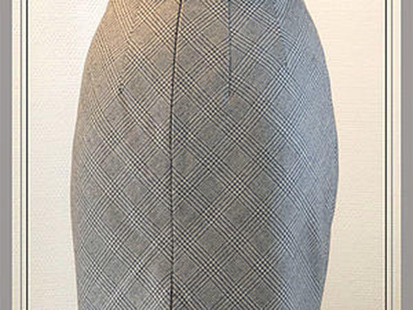 Пошив юбки по журналу Бурда | Ярмарка Мастеров - ручная работа, handmade