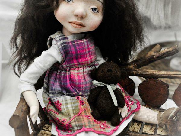 Скидка -20% на готовых куколок в моем магазине!!! | Ярмарка Мастеров - ручная работа, handmade