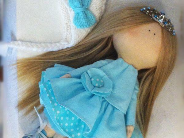 Шьем голову для текстильной куклы | Ярмарка Мастеров - ручная работа, handmade