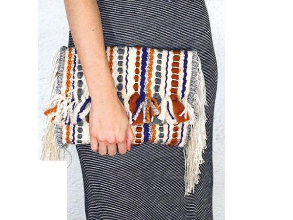 Тканые сумки | Ярмарка Мастеров - ручная работа, handmade